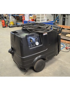 Hidrolimpiadora agua caliente Wap Titan 200bar