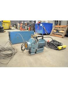 Tractel eléctrico de sirga Minifor TR-10 - 100kg