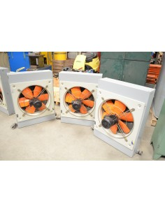 Lote 3 ventiladores helicoidales mural SODECA HS-50