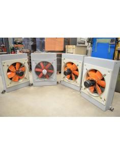 Lote 4 ventiladores mural SODECA y ROCA