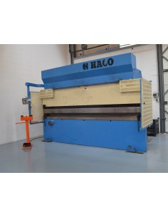 Plegadora hidráulica HACO PPM 40200 - 4100x200t