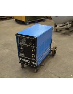 Equipo soldadura usado hilo CEM Trimig 210