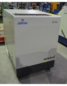 Compresor usado tornillo Josval Mistral 30C
