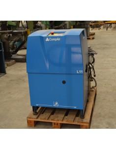 Compresor usado tornillo Compair L11 - 15CV