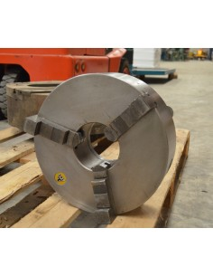 Plato 3 garras TOR 315mm y paso 105mm