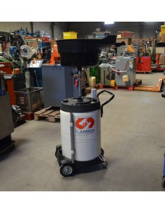 Recogedor aceite usado SAMOA