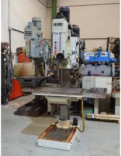 Taladro columna ERLO TCA-45 con mesa 500x850mm