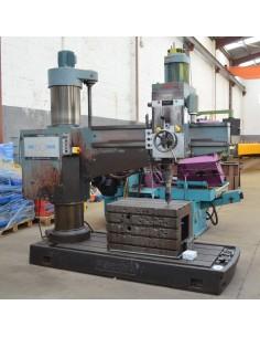 Taladro radial usado Foradia MK 60-1500
