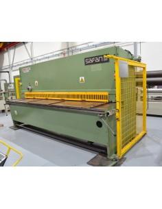 Cizalla hidráulica corte vertical SAFAN-BRG 3100x8mm