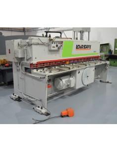 Cizalla hidráulica LoireSafe CHVt-63 3100x6mm