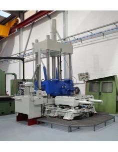 Prensa hidráulica OTEX para retoque y ajuste moldes 150t