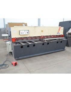 Cizalla hidráulica Ajial usada CB630 - 3100x6mm