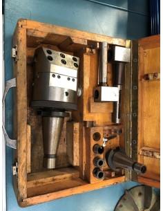 Cabezal mandrinador CONIC P250 ISO 40