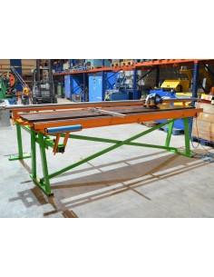 Sierra panel usada CDR SPF 30/60
