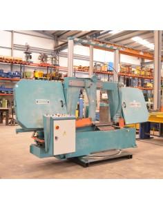 Sierra cinta gran capacidad Sahinler BMSY 800