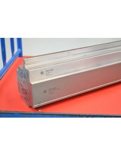 Punzón + Matriz Promecam redonda MECOS 115mm