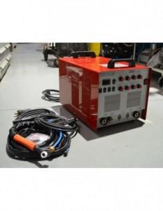 Inverter tig pulsado 200 AC/DC - NUEVO -
