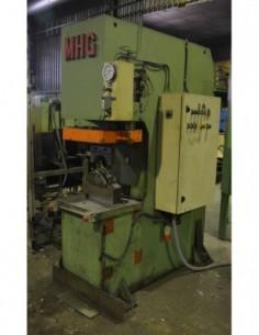 Prensa hidráulica usada MHG VC-200