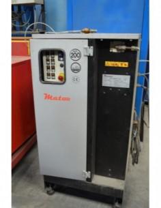 Hidrolimpiadora industrial Mator agua caliente a presión 200Bar